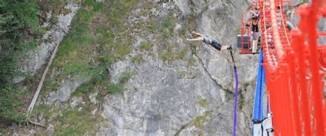 Daftar Vicenza Italy acedia room 15 bungee jumping tertinggi di dunia