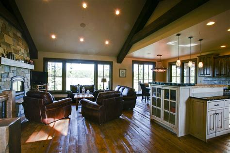 the great room company great rooms whitefish custom home builder with new