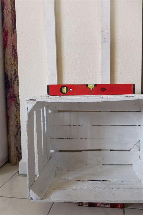 Holzkisten Wand by Holzkisten Als Wandregal Wandregal Im Shop
