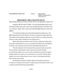 College Essay Mla Format by Mla Format College Application Essay Racial Profiling Essay Thesis Sle Ielts Essays Task 2