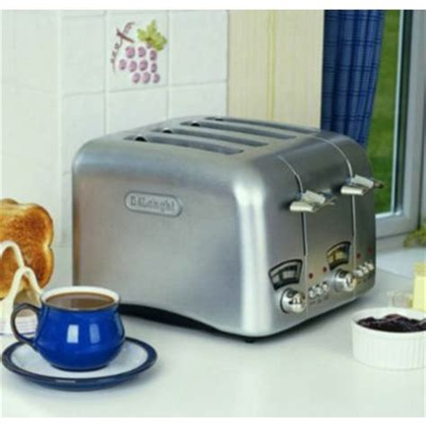 Delonghi Cto4003 R Toaster Merah delonghi toaster