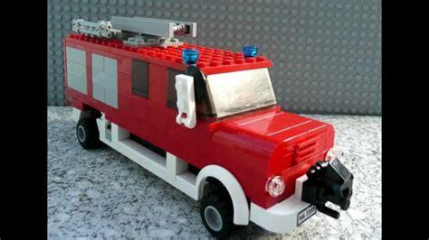 lego feuerwehrfahrzeug lf 16 ts