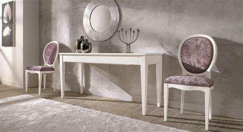 console tavolo consolle in legno trasformabile in tavolo tavoli