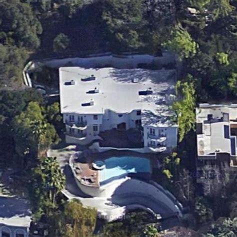Mac Miller S House Former In Los Angeles Ca Google Maps Virtual Globetrotting