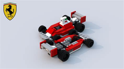 f1 lego ot another week another lego f1 car 1975 312t