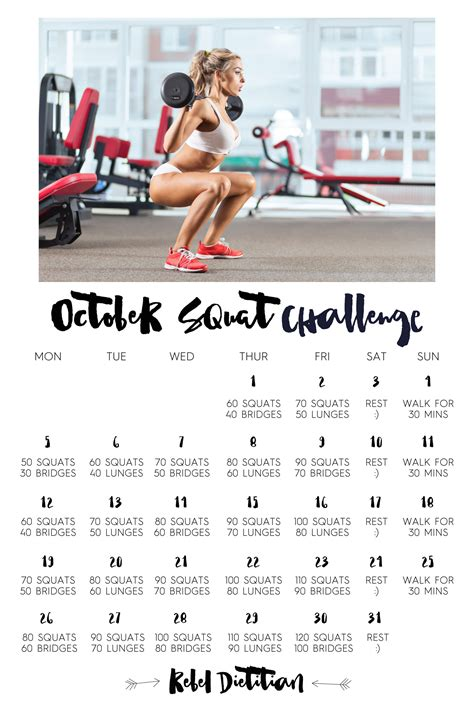 what is the squat challenge squat challenges rebeldietitian us