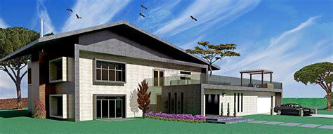 Architecture Villa Design Lebanon Architect Arch & arts