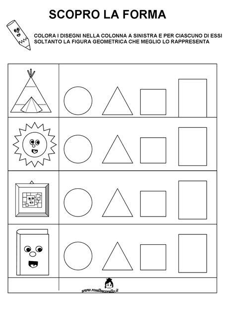 logopedia senza test d ingresso scribaepub le forme geometriche