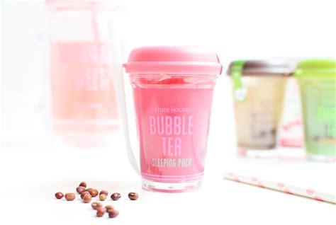 Masker Etude Strawberry etude house tea sleeping pack des masques de nuit 224 croquer beaut 233 de porcelaine