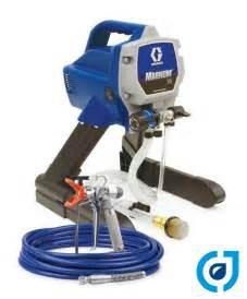 Airless Spray Painting Tips - graco magnum x5 electric airless paint sprayer 262800 cj spray
