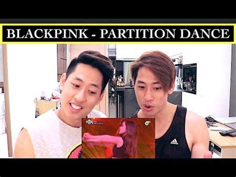 blackpink dance tutorial blackpink partition yonce dance cover reaction nz twins