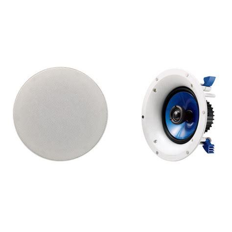Yamaha 8 Inch Ceiling Speakers by Yamaha Ns Ic600 6 5 Inch Coaxial Ceiling Speakers Pair At