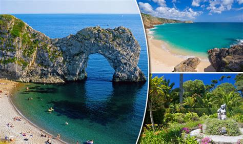 holiday place holiday in england these places look like they re in france beach holidays travel express