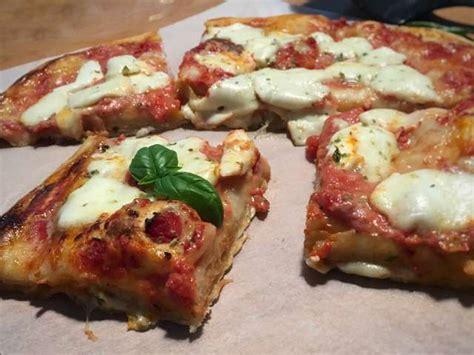 cuisine am駭ag馥 italienne recettes de pizza de ma fourchette est italienne