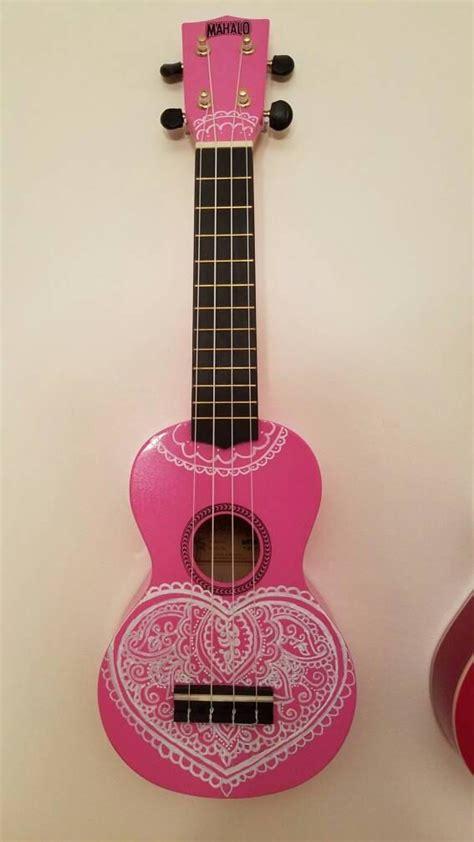 tattooed heart uke tabs the 25 best ideas about pink ukulele on pinterest