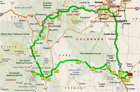 map of colorado mountain passes pin by m 243 nica mel 233 ndez on places i wanna go