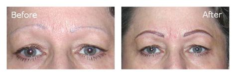 tattoo eyebrows correction corrective tattooing services cary nc dermagraphics by