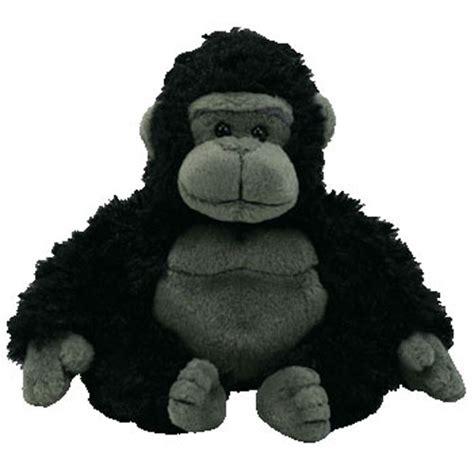 ty beanie baby tumba  gorilla   bbtoystore
