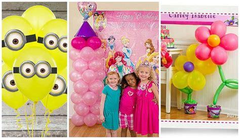 decorar con globos cumpleaños infantiles m 225 s de 1000 ideas sobre como decorar con globos en