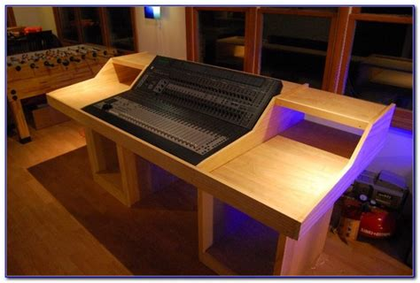 Recording Studio Desk Ikea Desk Home Design Ideas Recording Studio Computer Desk