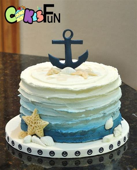 Baby Shower Cakes Nautical Theme by Nautical Themed Baby Shower Cake Future House