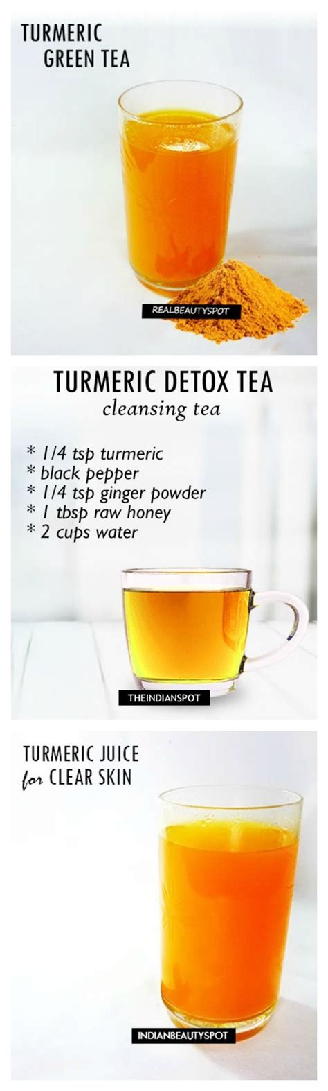 Turmeric And Detox Drink by Best 25 Turmeric Tea Ideas On Turmeric Tea