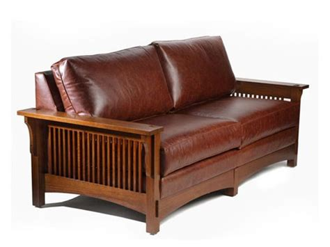 Arts And Crafts Style Sofa Craftsman Style Sofa Best Sofas