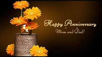 happy wedding anniversary wishes sms greetings for parents