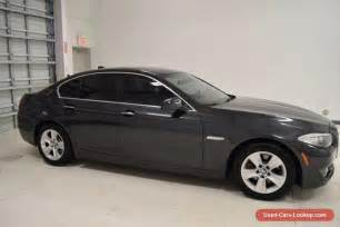 2011 Bmw 550i For Sale 2011 Bmw 5 Series For Sale In United States