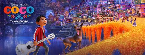 coco land of the dead new coco clip gives us a peek at the land of the dead