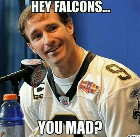 Atlanta Falcons Memes - image gallery saints funny