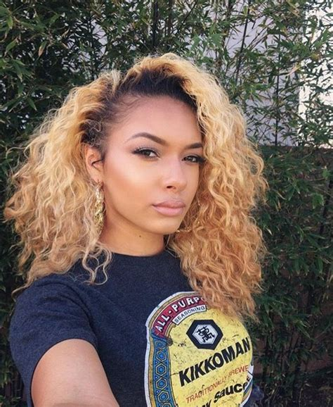 blonde mixed colours 10 best images about hair color for mixed chicks on