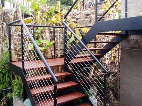 modelos de escaleras exteriores para casas escaleras exteriores para casas de dos pisos curso de