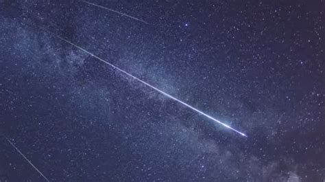 Meteor Shower Predictions by New Camelopardalids Meteor Shower Predicted For Friday