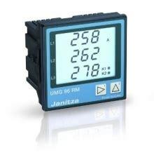 Panel Umg janitza umg 511 panel mounting power analysers elintos ms