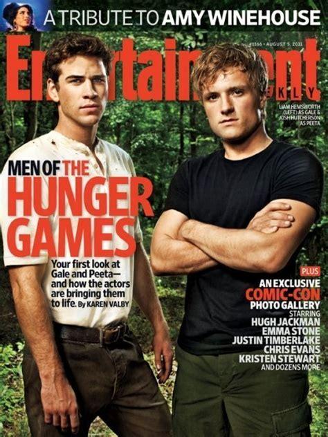 Hutch Podcast The Hunger Games Josh Hutcherson Amp Liam Hemsworth As