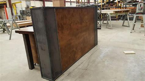 Industrial Style Reception Desk Reception Desk Industrial Desk Industrial Office Reception Desk Design Moderndesign