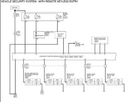 nissan altima alarm wiring 28 images 2005 nissan