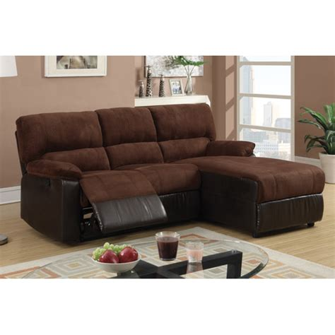 reclining sofa with chaise recliner chaise sofa smileydot us