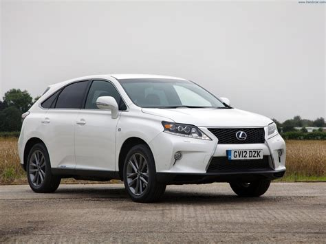 Lexus 450h 2013 by 2013 Lexus Rx 450h F Sport Front Angle 1 Car Reviews