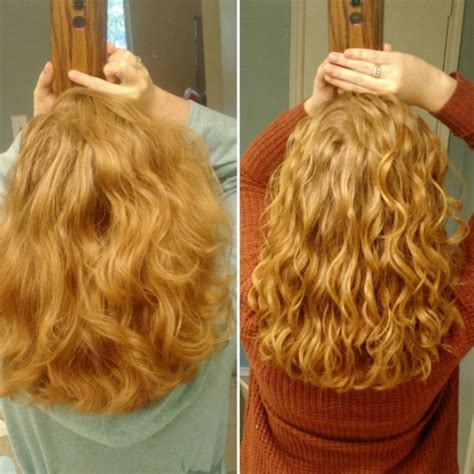 what is hair of the the curly method gave me curl peace