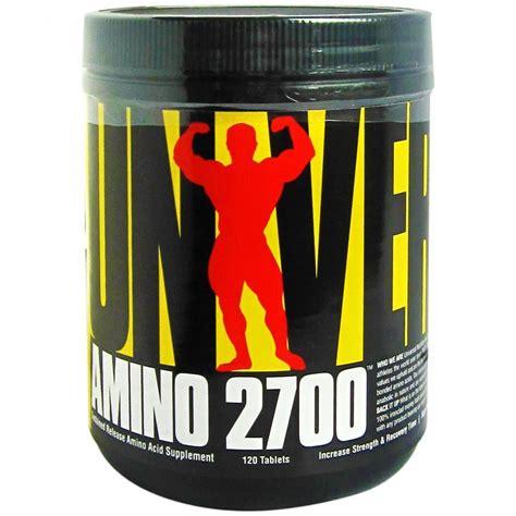 Suplemen Wpc universal amino 2700 350 tablet suplemen fitness bpom resmi harga termurah