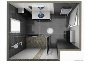 plans salle de bains petites surfaces