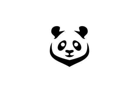 panda template best premium creative logo design templates part 30