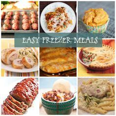 make ahead meals for post baby megan opel interiors sponsored prep 7 meals in 70 minutes with the ziploc