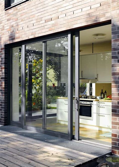 top sliding patio doors sliding patio doors west bifolds