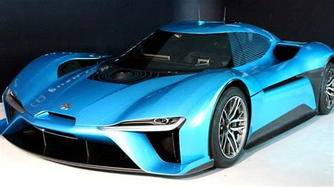 Nio Garage by How This Electric Supercar A Track Record Without A