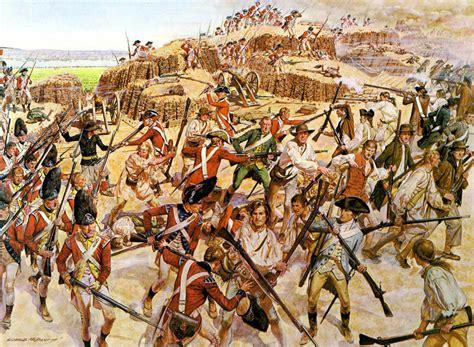 And Begin Battle by Battle Of Bunker Hill