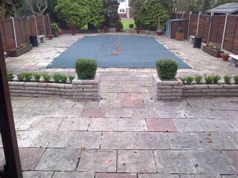 Patio Repointing Driveway Patio Brickwall Repointing Driveways Job In