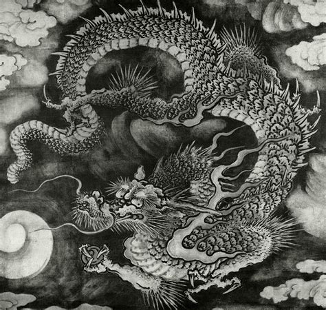 japanese dragons if not now when